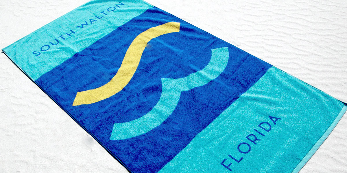 South Walton Beach Towel