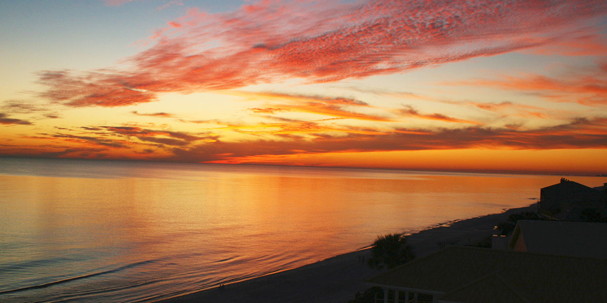 Sunset - South Walton, Florida