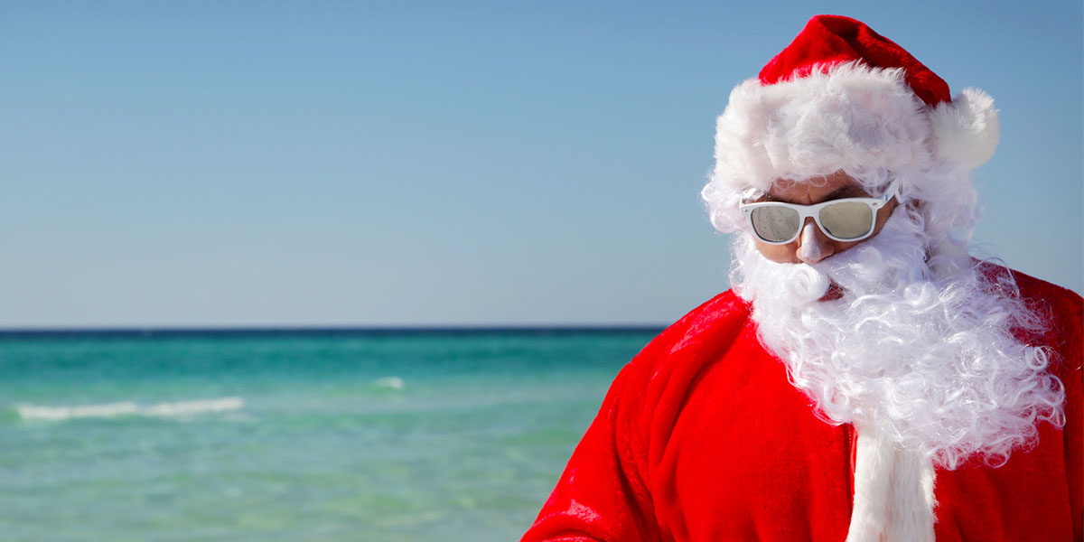 Santa Claus - South Walton, Florida