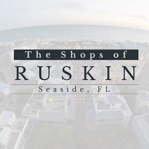 Shops of Ruskin logo.