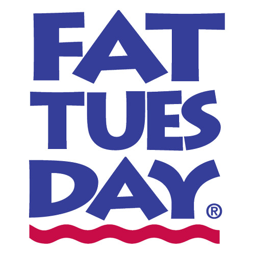 Fat Tuesday Daiquiri Bar logo.