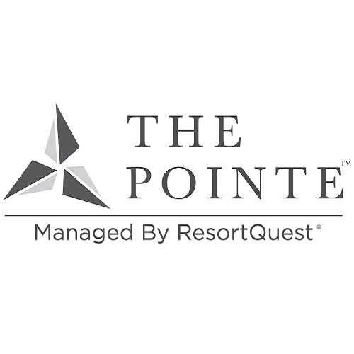 The Pointe - Rooftop Sanctuary logo.