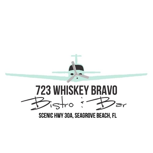 723 Whiskey Bravo logo.