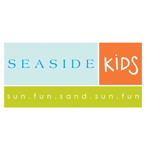 Seaside Kids logo.
