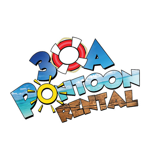 30A Pontoon Rental logo.