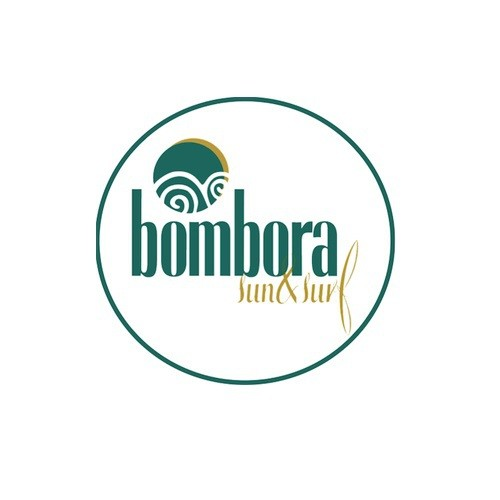 Bombora Sun and Surf logo.
