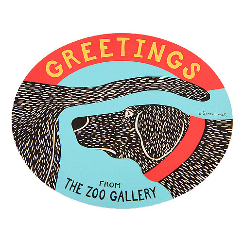 The Zoo Gallery logo.
