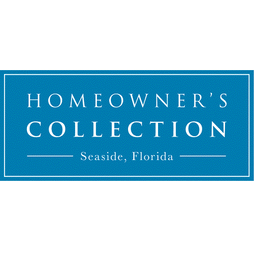 Seaside, FL Venues by Homeowner's Collection logo.