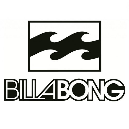 Billabong logo.