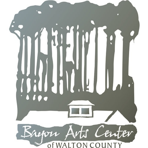 Bayou Arts Center logo.