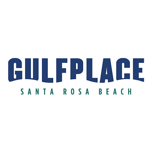 Gulf Place Town Center logo.