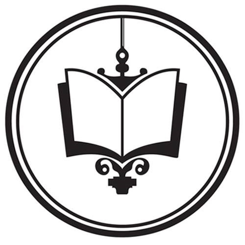The Hidden Lantern Bookstore logo.