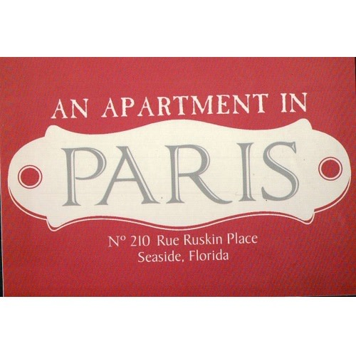 An Apartment in Paris logo.