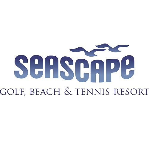 Seascape Golf, Beach & Tennis Resort logo.
