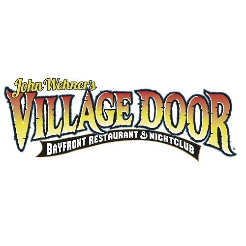 John Wehner's Village Door Bayfront Restaurant & Nightclub logo.