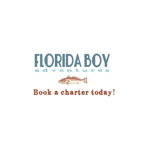 Florida Boy Adventures logo.