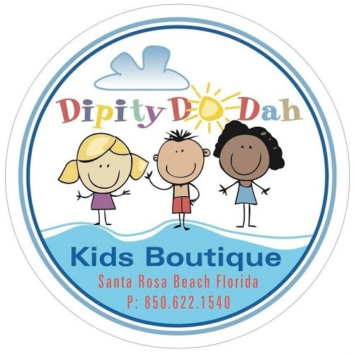 Dipity Do Dah Kids Boutique logo.