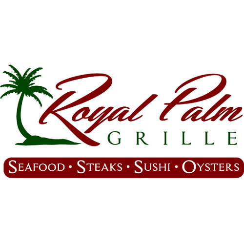 Royal Palm Grille logo.