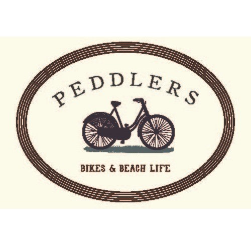 The Sweet Peddler logo.