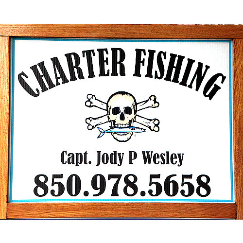 Grayton Girl Fishing Charters logo.