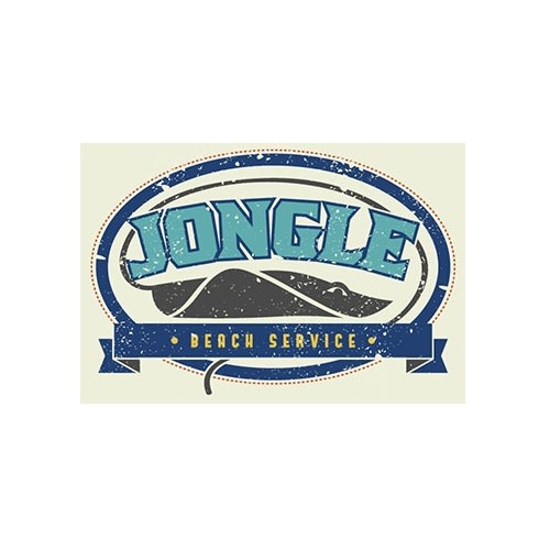 Jongle Beach Service logo.