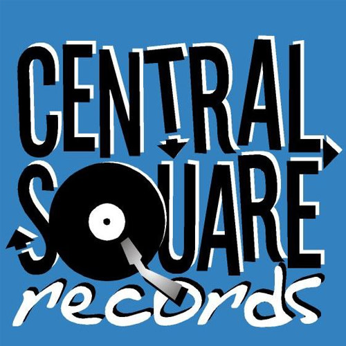 Central Square Records logo.