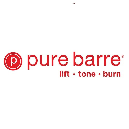 Pure Barre logo.