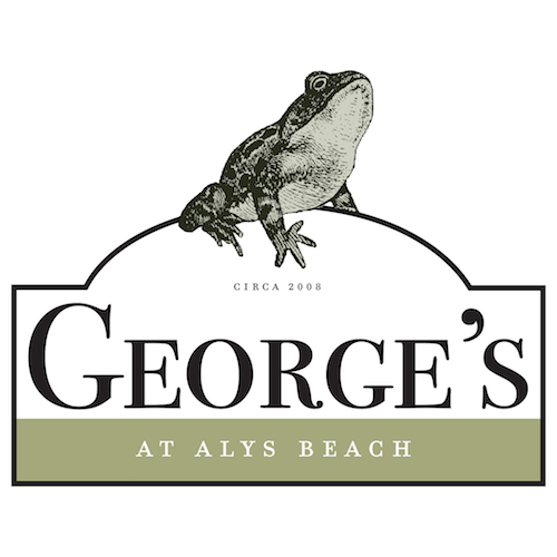 George's at Alys Beach logo.