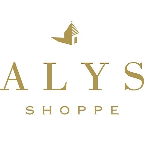 The Alys Shoppe logo.