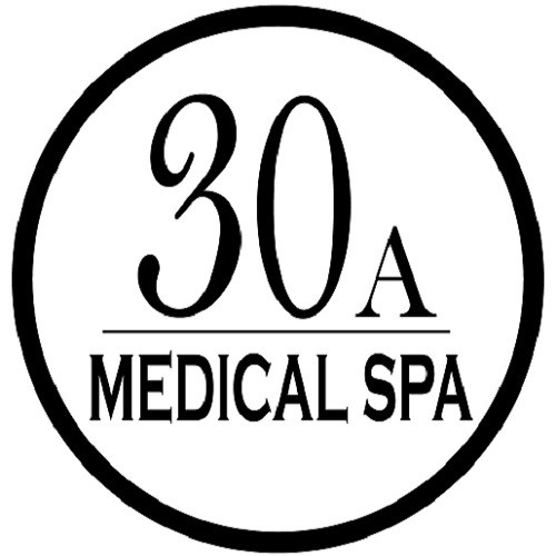 30A Medical Spa logo.