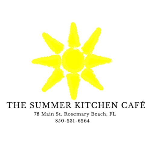 Summer Kitchen Café logo.