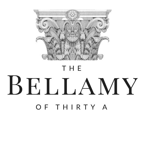 The Bellamy of 30A logo.