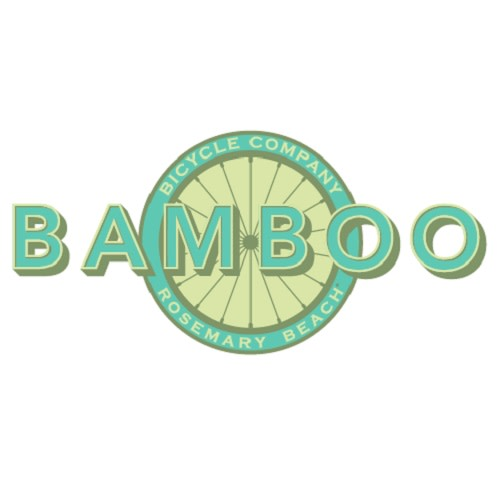 Bamboo Bicycle Company logo.