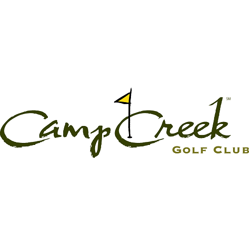 Camp Creek Golf Club logo.