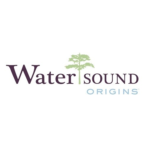 Watersound Origins logo.