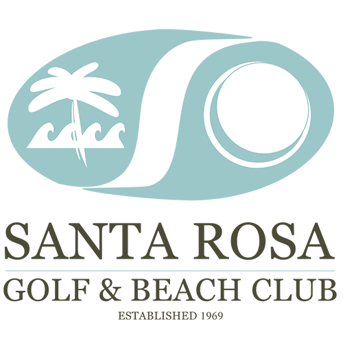 Santa Rosa Golf & Beach Club logo.