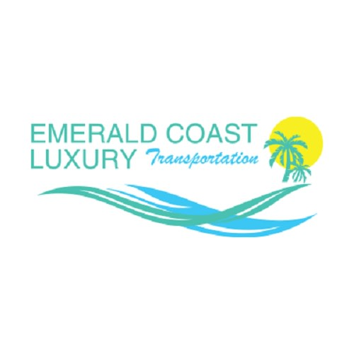 Emerald Coast Luxury Transportation logo.