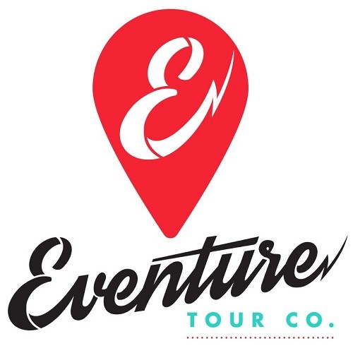 Pedego Electric Bikes / Eventure Tour Co logo.