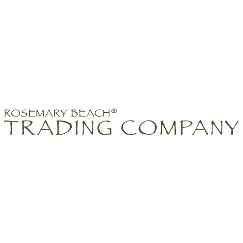 Rosemary Beach Trading Co. logo.