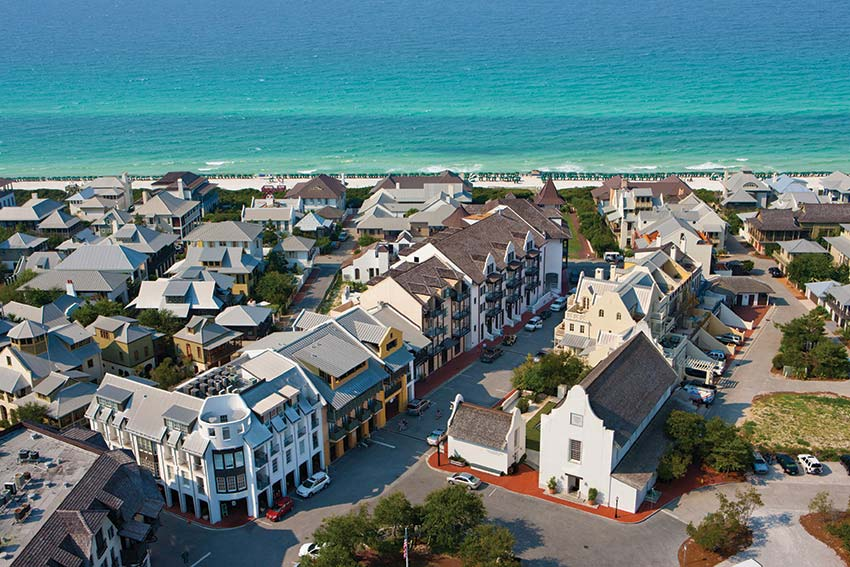Rosemary Beach - South Walton, Florida