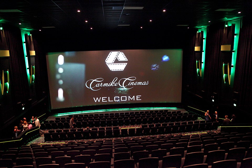 Carmike Boulevard 10 Cinema at Grand Boulevard