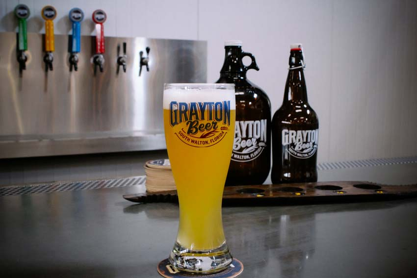 Draft Beer at Grayton Beer Company